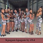 On a KPAGAM KPAGAM levels…as 4×4 drops new banging video