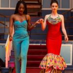 AFROMODTRNDS EXHIBITS @ OXFORD AFRICA GALA IN THE UK