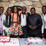 Photos: Victoria Michaels surprises elder brother & personal photographer on their special day