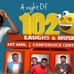 Night of 1020 Laughs & Music slated for August 1