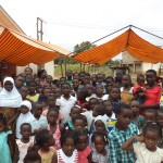 OVER 250 CHILDREN TO ACCESS FREE HEALTH CARE