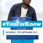 DKB to host Tigo #Youforknow concert in Koforidua