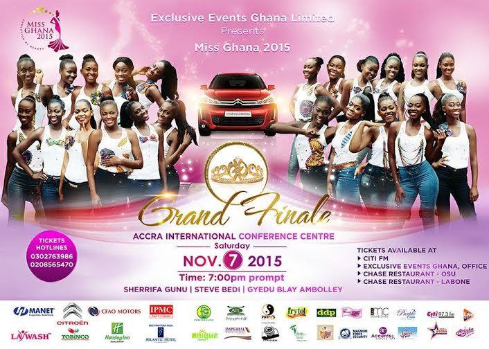 MissGhana2015
