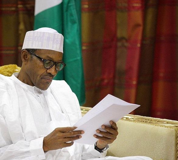 Buhari - presido