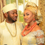 Tonto Dike's husband, CHURCHILL saved by the Ghanaian security men – Exclusive!