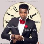 New Music Alert: KISS DANIEL – 'GOOD TIME'