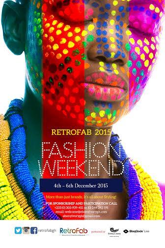 Retrofab fashion show