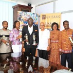 Finally Finally: GN Bank award winners receive original awards plaques
