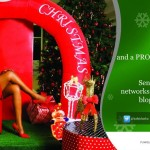 MUST SEE: Kafui 'Claus' Danku dazzles in new photos to celebrate the festive season + launch her official page