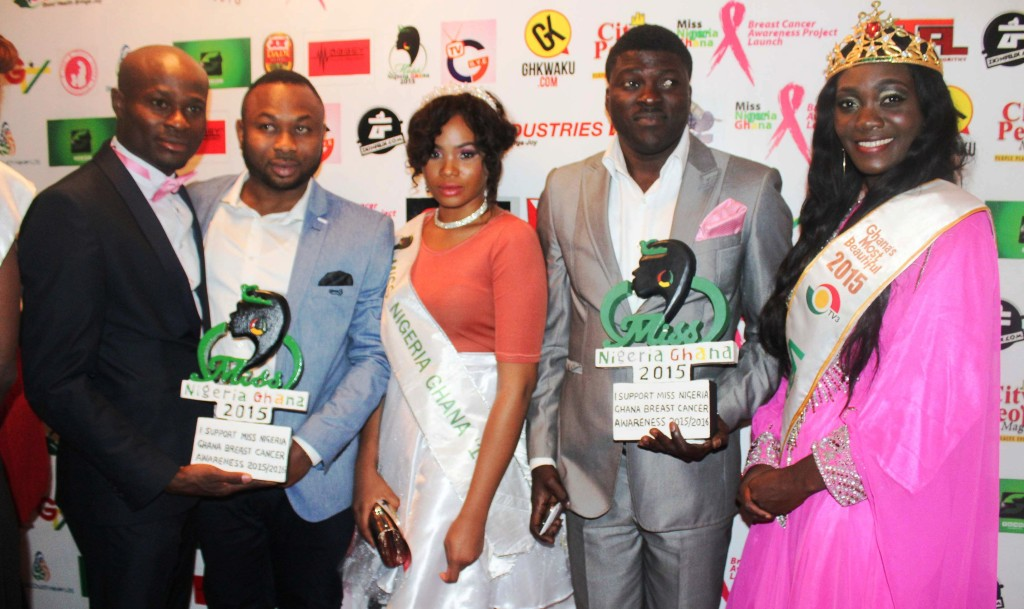 Miss Nigeria Ghana - Breast Cancer Awareness launch (5)
