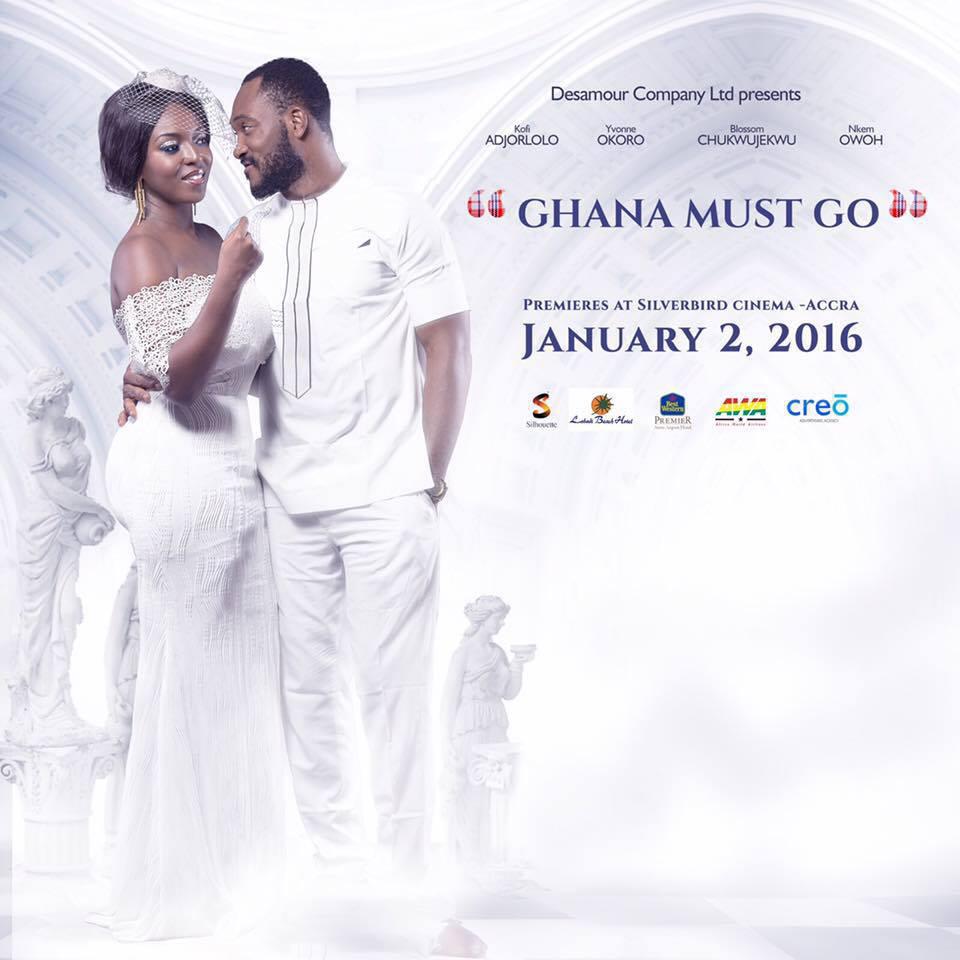 Yvonne Okoro Ghana Must Go