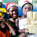 Photos: Miss Ghana Foundation Fetes Orphans Ahead Of Christmas