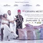 "Laff Ya 2016 with Yvonne Okoro's ""GHANA MUST GO"" on January 2"