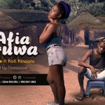 """Afia Bruwa"" drops on the 29th of January by FAMEYE featuring Kofi Kinaata"