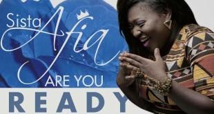 Sista Afia ready