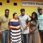 "Photos: Harry Bentil leads  ""Team Dejoko"", others to donates to Potter's Village, Dodowa"