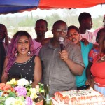 SEE how AFIA SCHWARZENEGGER took her birthday celebration to the EYE OF THE LORD ORPHANAGE in Dzamatui