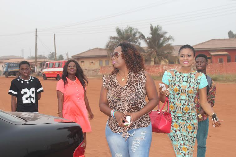 Christabel Ekeh gives 2