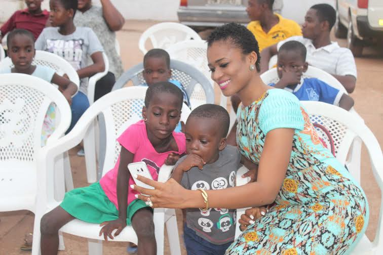 Christabel Ekeh gives 7