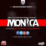KECHE introduces #DanceToMonica give away contest to mark the month of love