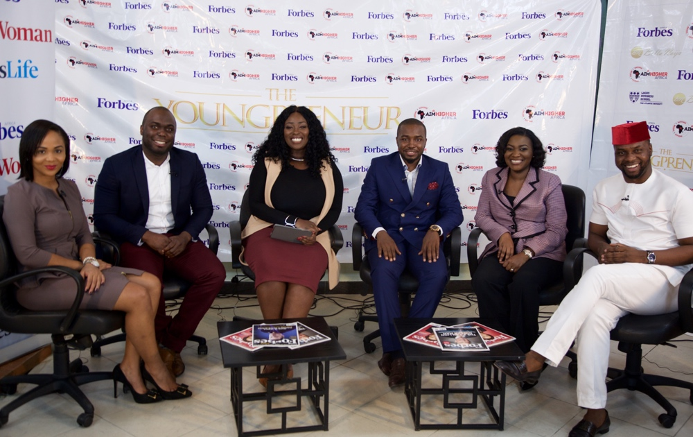 Peace Hyde - Forbes-Africa