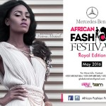 Global Ovations announces VICTORIA MICHAELS as brand ambassador for Mercedes Benz African Fashion Festival 2016 – Regal Edition