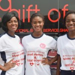 Miss Ghana Foundation stocks National Blood Bank