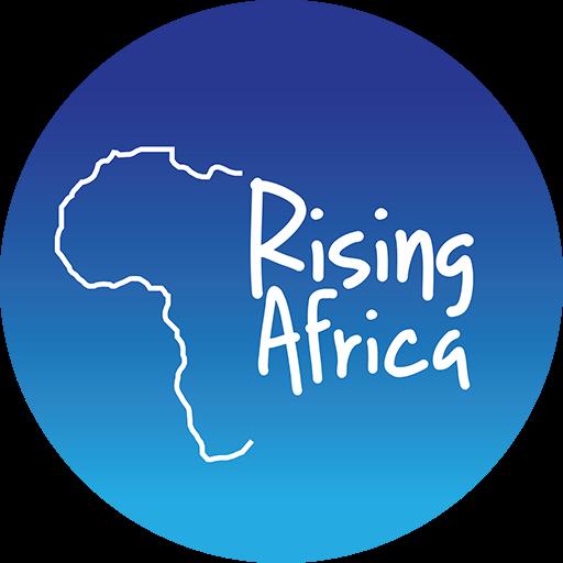Rising Africa logo