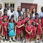 Humanitarian gestures: Amb. OLAKUNLE CHURCHILL donates to maternal homes