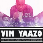 DKB mocks Obinim, Bola Ray, Shatta wale etc in new song #VimYaazo