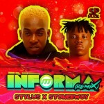 'INFORMA' remix: Stylus x Stonebwoy collaboration