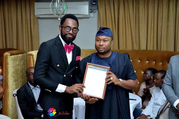 Olakunle Churchill wins 2 in 4 months (3)