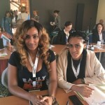 2016 International Kidney Cancer Coalition Conference in France: Juliet & Sonia Ibrahim attend