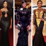 Lovette, Nana Akua & Bonang goes stylish….and make Africa proud