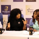 OMOTOLA sits as judge on Mo Abudu's 'First Stars' – photos
