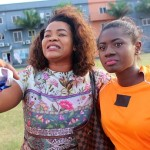 Photos: Ghana Against Nigeria @ Female Celebrity Soccer Fiesta organized by JULIET IBRAHIM FOUNDATION in Accra, Ghana