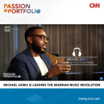 MICHAEL UGWU is leading the Nigerian Music revolution