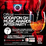 CharterHouse, Akwaaba & Live FM present 2016 VGMA After Party