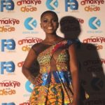 Ahuofe Patricia steps out braless… [photo]