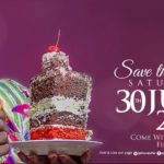 The CAKE FAIR is on July 30, 2016