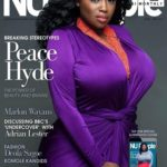 PEACE HYDE rocks the international cover of Nu People Magazine…talks about breaking stereotype