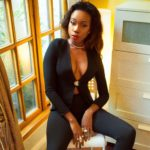 Former beauty queen poses for the new release of the 'The ILLUMI Collection' of SAFARI by SK cosmetics…-photos!!