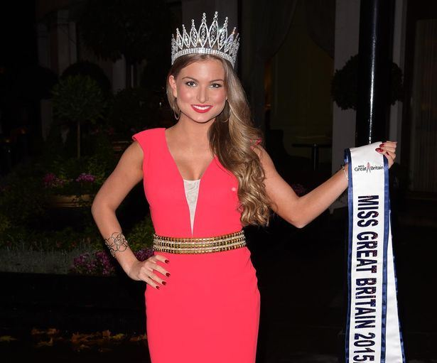 Outcry as Miss GB is stripped of her title following one