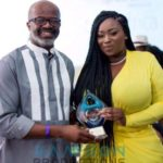 PEACE HYDE bags International Excellence in Journalism Award @ Africa Boku Talent