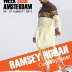 Africa Fashion Week Amsterdam (AFWA) announces official host, Mr Ramsey Nouah