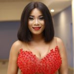 In photos, actress ZYNNELL 'zuhs-the-hell-'outta' the red haut dress…hinting us that she has a 'promise beyond' expectation in coming weeks