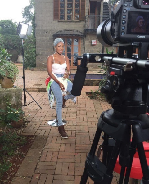 Feli Nuna in Kenya - photos (1)