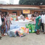 FELLA-bration: Makafui donates to the Accra Psychiatric Hospital – photos speak!