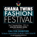 The GHANA TWINS FASHION FESTIVAL has been launched – photos speak!