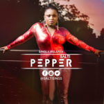 "Listen to SALTI's ""Pepper"" with smiles"